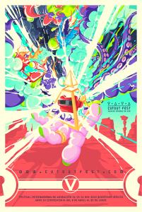 Festival Internacional de Animación CutOut Fest 2013