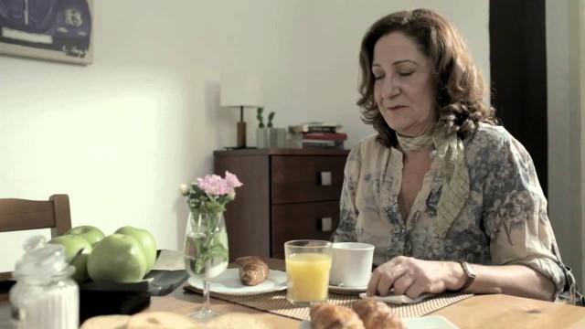 Desayuno con diadema