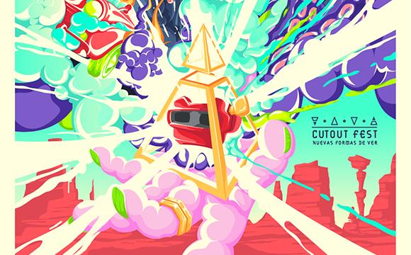 Convocatoria, Festival Internacional de Animación CutOut Fest 2013