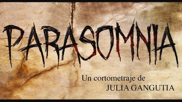 """El cortometraje """"Parasomnia"""" busca ayuda para financiarse"""