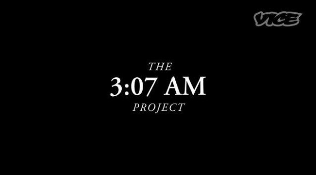 The 3:07 AM Project