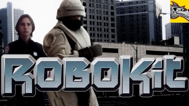 ROBOKIT [parodia Robocop 2014]