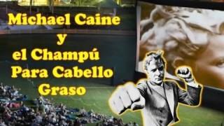Michael Caine y el champú para cabello graso
