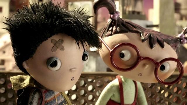 Lupe y Bruno (La Lupe y el Bruno)