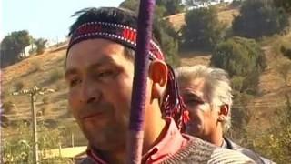Mapuches en tierra Huinca