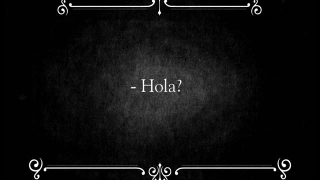 Hola?