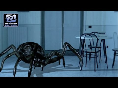 «SPIDER DANGER» – Sci-Fi Short Movie