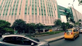 La secuestrada Medellín