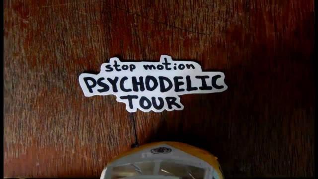 Psychodelic Tour | Stop Motion