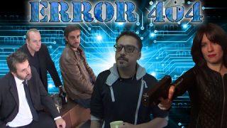 Error 404: Capítulo 8 «Empieza el juego»