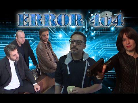 """Error 404: Capítulo 8 """"Empieza el juego"""""""