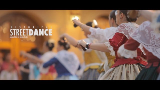 Historical street dance