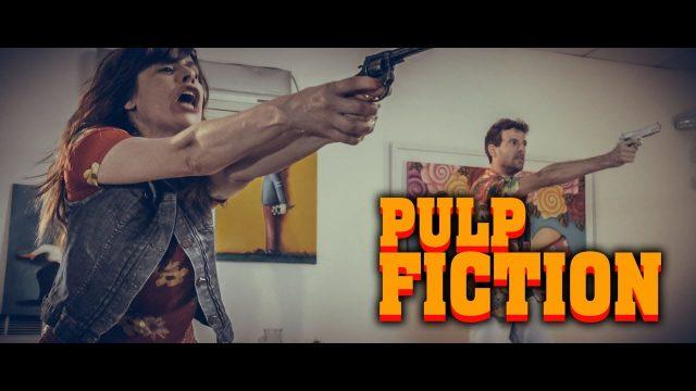 Pulp Fiction – Pumpkin y Honey Bunny del conurbano ( Versión Argenta )