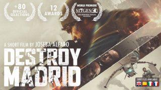 DESTROY MADRID